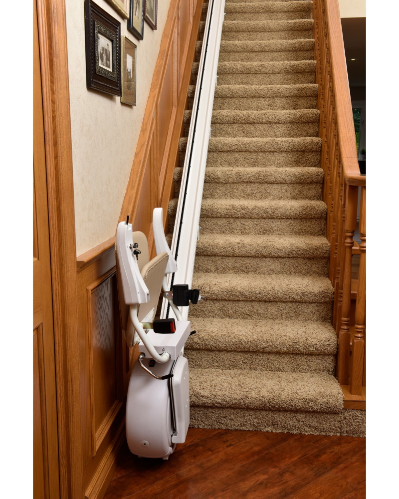 Stairlift for straight stairs 3